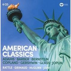 American Classics (Американ Классик): American Classics (Barber, Bernstein, Copland, Gershwin, …)
