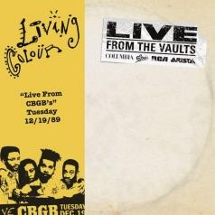 Living Colour (Ливинг Колор): Live At Cbgb'S, 12.19.89 (RSD2018)