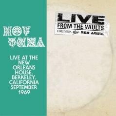 Hot Tuna (Хот Туна): Live At The New Orleans House (RSD2018)