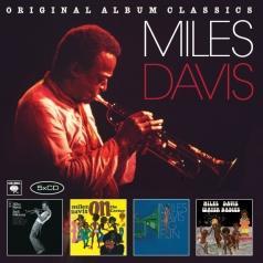 Miles Davis (Майлз Дэвис): Original Album Classics (Jack Johnson / On The Corner / Big Fun / Water Babies)