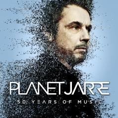 Jean-Michel Jarre (Жан-Мишель Жарр): Planet Jarre: 50 Years Of Music