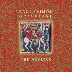 Paul Simon (Пол Саймон): Graceland - The Remixes