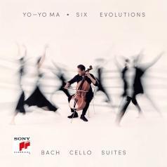 Yo-Yo Ma (Йо-ЙоМа): Six Evolutions - Bach: Cello Suites