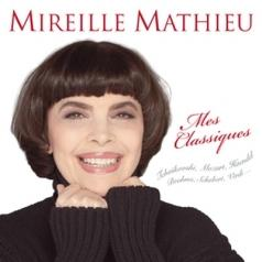Mireille Mathieu (Мирей Матьё): Mes Classiques