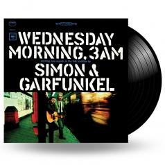 Simon & Garfunkel: Wednesday Morning, 3 A.M.