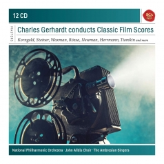 Charles Gerhardt (Чарльз Герхардт): Charles Gerhardt Conducts Classic Film Scores