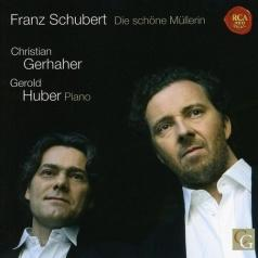 Christian Gerhaher (Кристиан Герхаэр): Die Schone Mullerin, D 795