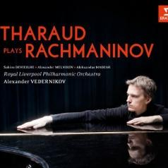 Alexandre Tharaud: Tharaud plays Rachmaninov