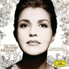 Anne Sophie Mutter (Анне-Софи Муттер): Mozart: Piano Trios K.548,542,502