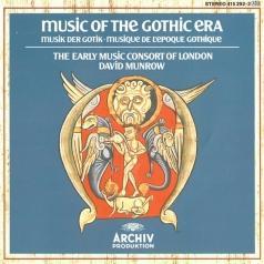 David Munrow (Дэвид Манроу): Music Of The Gothic Era