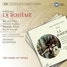 Thomas Schippers (Томас Шипперс): La Boheme