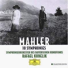 Rafael Kubelik (Рафаэль Кубелик): Mahler: 10 Symphonies