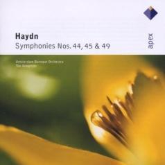 Ton Koopman (Тон Копман): Symphonies Nos 44, 45 & 49