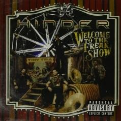 Hinder (Хиндер): Welcome To The Freakshow