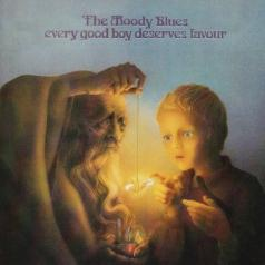 The Moody Blues (Зе Муди Блюз): Every Good Boy Deserves Favour