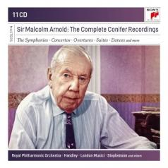 Malcolm Arnold: Sir Malcolm Arnold: The Complete Conifer Recordings