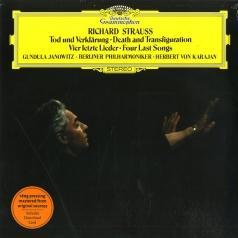 Herbert von Karajan (Герберт фон Караян): Strauss R.: Tod Und Verklarung; Vier Letzte Lieder