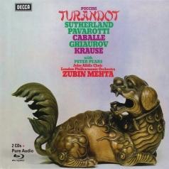 Luciano Pavarotti (Лучано Паваротти): Puccini Turandot