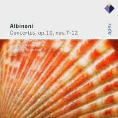 Claudio Scimone (Клаудио Шимоне): Concertos Op.10 Nos 7 - 12