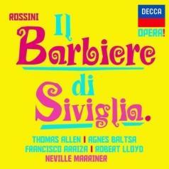 Sir Neville Marriner (Невилл Марринер): Rossini: Il barbiere Di Siviglia