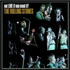 The Rolling Stones (Роллинг Стоунз): Got Live if you want it!