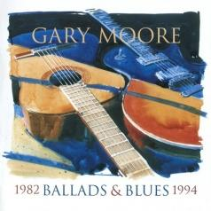 Gary Moore (Гэри Мур): Ballads And Blues 1982 - 1994