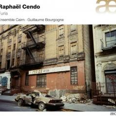 Raphael Cendo: Furia. Charge. Decombres. In Vivo