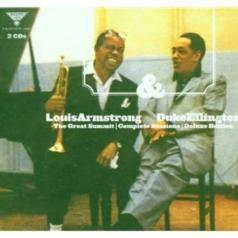 Louis Armstrong (Луи Армстронг): The Great Summit: The Master Takes