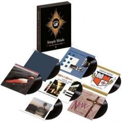 Simple Minds (Симпл Майндс): The Vinyl Collection 1979 -1985