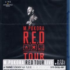 M. Pokora (Мэтт Покора): R.E.D. Live Tour