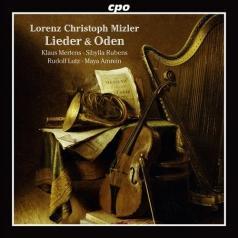 Klaus Mertens (Мартенс Клаус): 20 Lieder & Oden