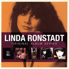 Linda Ronstadt (Линда Ронстадт): Original Album Series