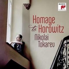 Nikolai Tokarev (Николай Токарев): Homage To Horowitz