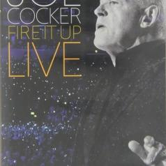 Joe Cocker (Джо Кокер): Fire It Up - Live