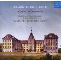 Kammerorchester Basel (Каммерорчестер Басел): Concerti & Ouvertures