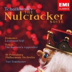 Yuri Temirkanov (Юрий Хатуевич Темирканов): Tchaikovsky: The Nutcracker