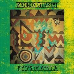 Kronos Quartet (Кронос-квартет): Pieces Of Africa
