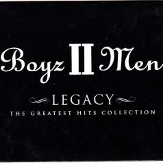 Boyz II Men (Бойз Ту Мен): Legacy (The Greatest Hits Collection)