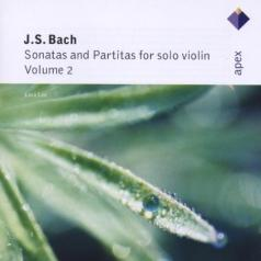 Lara Lev (Лара Лев): Sonatas And Partitas For Solo Violin Vol. 2