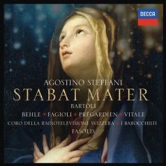 Cecilia Bartoli (Чечилия Бартоли): Steffani: Stabat Mater