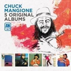 Chuck Mangione (Чак Манджони): Original Albums