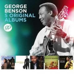 George Benson (Джордж Бенсон): Original Albums