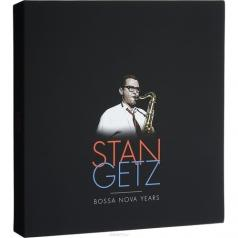 Stan Getz (Стэн Гетц): The Stan Getz Bossa Nova Years