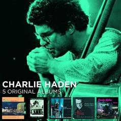 Haden Charlie (Чарли Хейден): 5 Original Albums