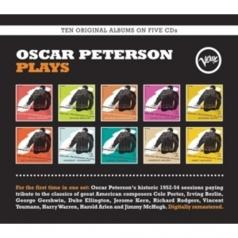 Oscar Peterson (Оскар Питерсон): Plays