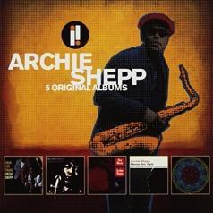 Shepp Archie (Арчи Шепп): 5 Original Albums