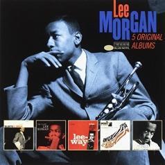 Morgan Lee (Ли Морган): 5 Original Albums