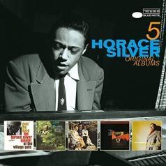 Silver Horace (Хорас Сильвер): 5 Original Albums