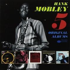 Mobley Hank (Хэнк Мобли): 5 Original Albums