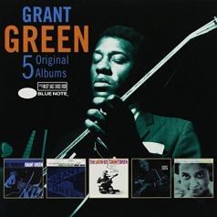 Green Grant (Грант Грин): 5 Original Albums